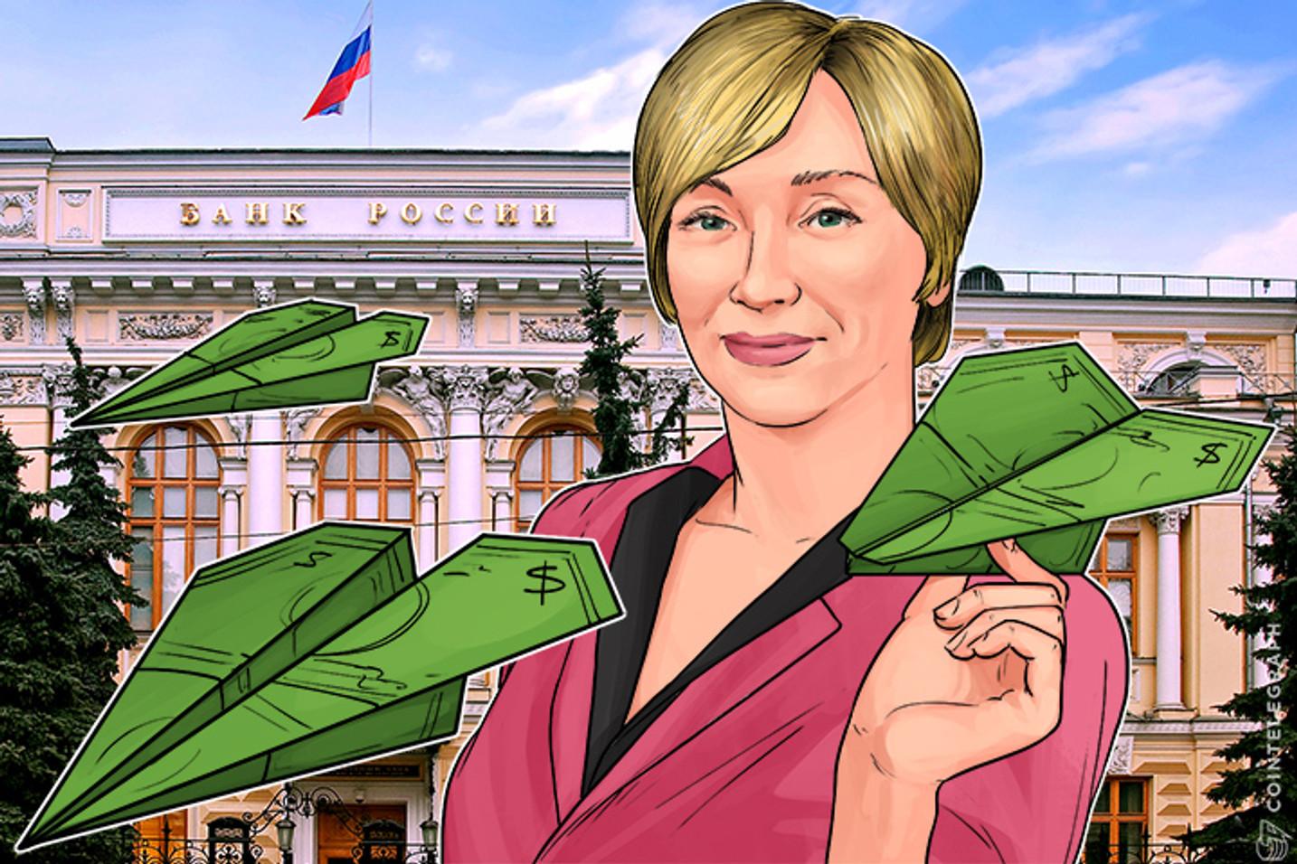 Blockchain Revolution in Russia: Bank of Russia Tests Masterchain