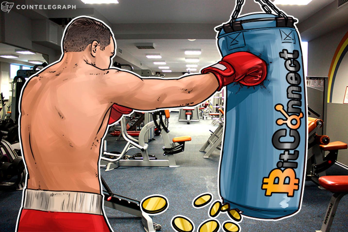 Investidores movem ação contra o Bitconnect depois de seu fechamento