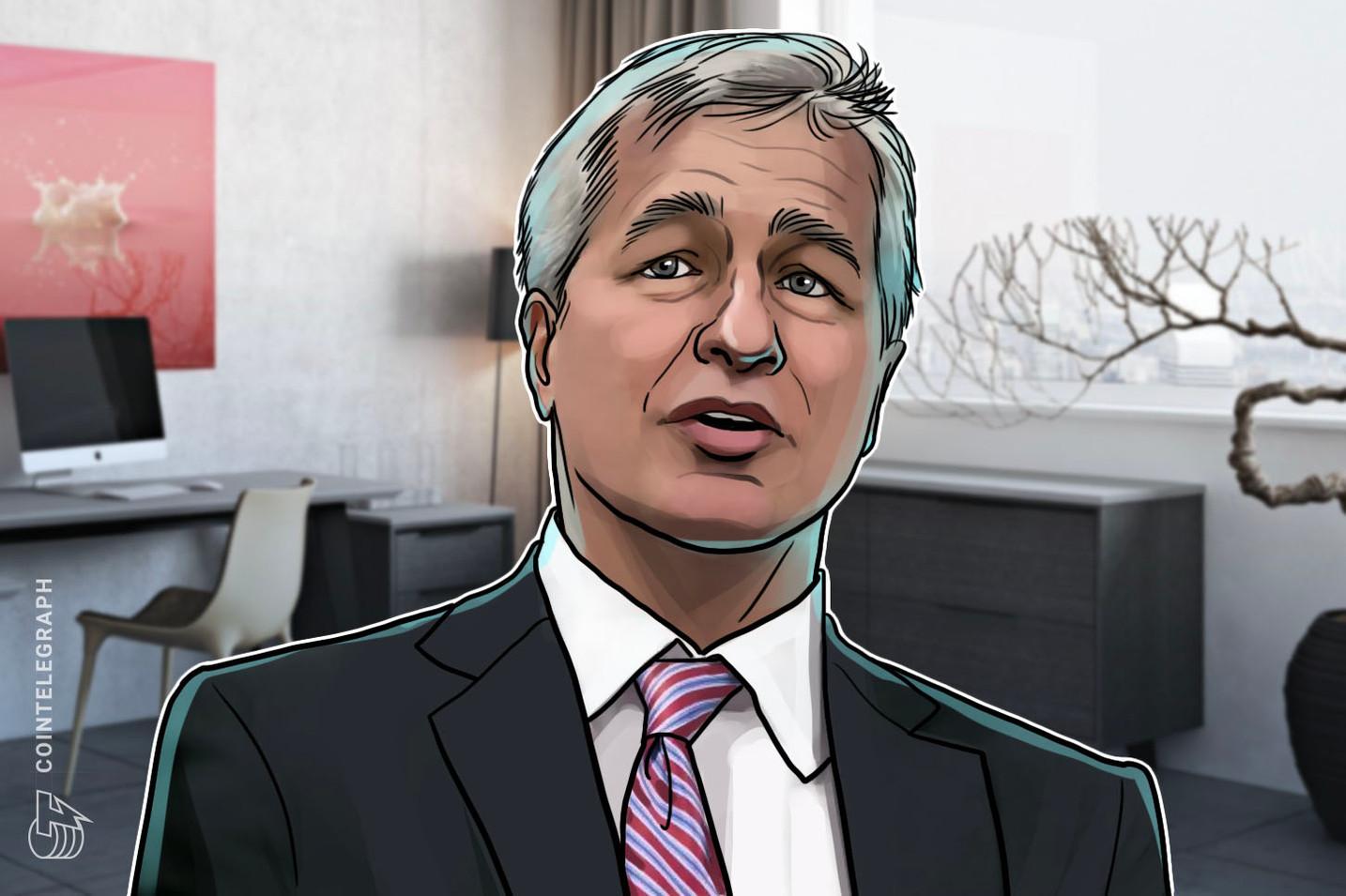 """JPMorgan CEO: """"Libra ist eine gute Idee, die niemals umgesetzt wird"""""""
