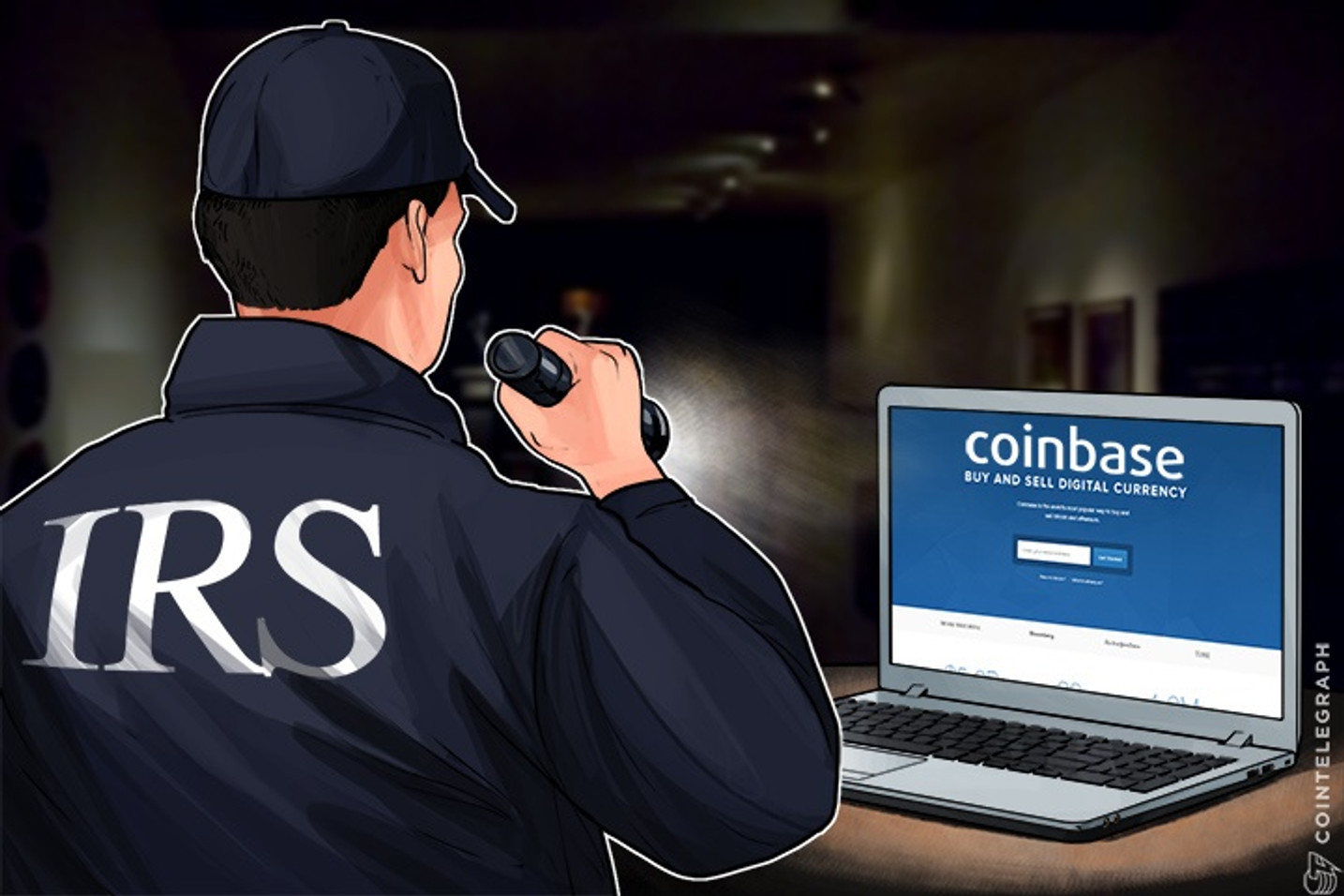 Expert: Any Bitcoin Exchange May Follow Coinbase Requested By IRS To Expose Users