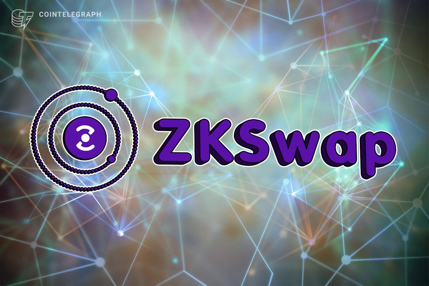 ZKSwap enables cross-chain token swaps across Ethereum, BSC, OKChain and HECO