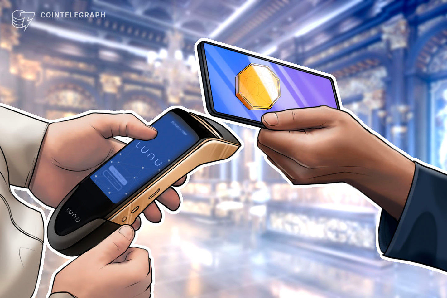 Fintech platform brings beauty and functionality to crypto payments