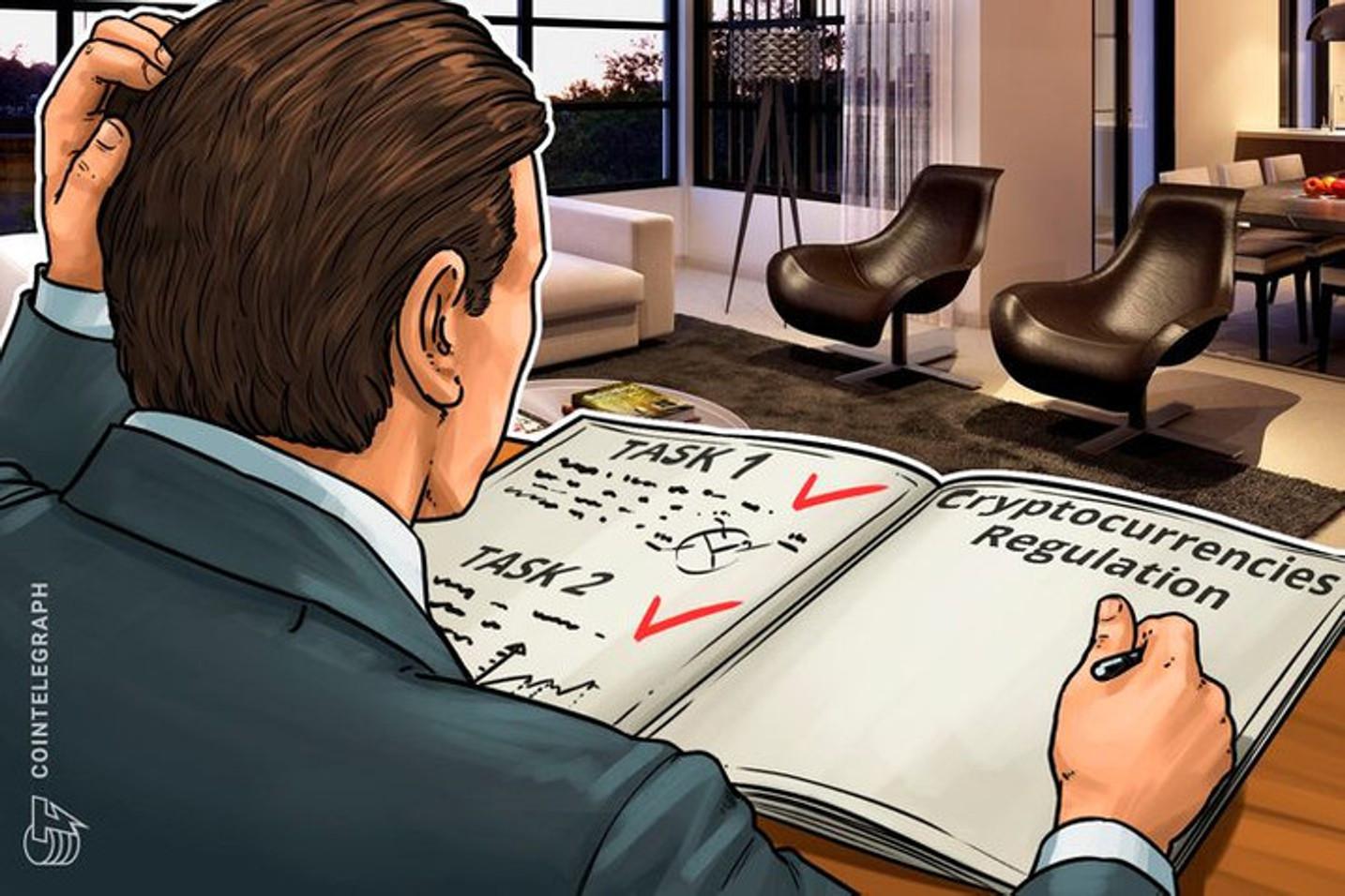 Presidente de un banco argentino opina que las criptomonedas deben regularse sin afectar la innovación