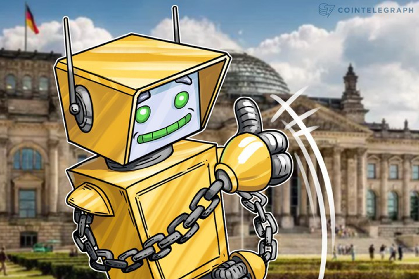 Blockchain und Kryptowährungen: Das denken CDU, SPD, FDP, Grüne, Die Linke und AfD