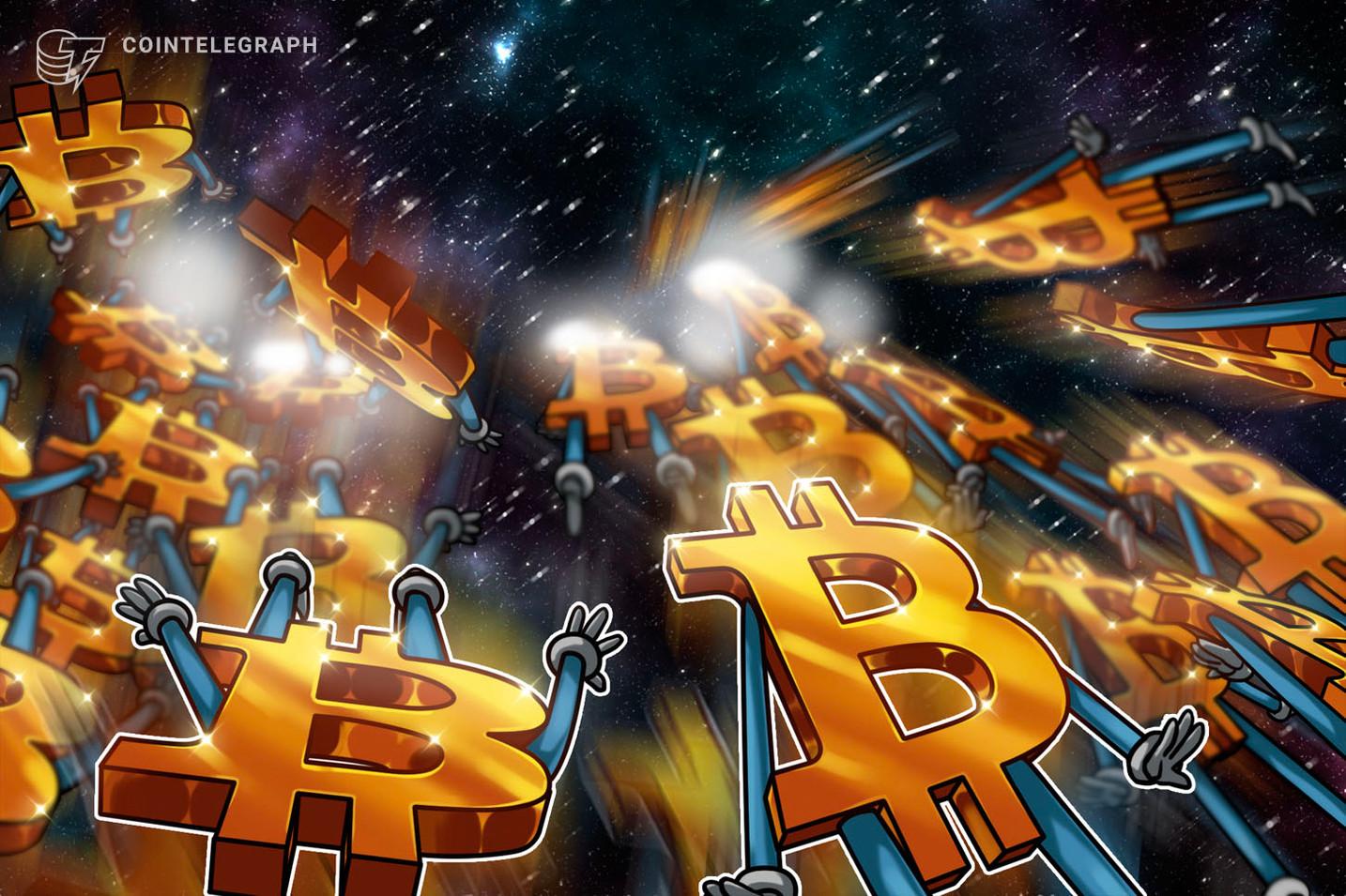 Quatro motivos explicam a recente valorização do preço do Bitcoin, segundo a Binance