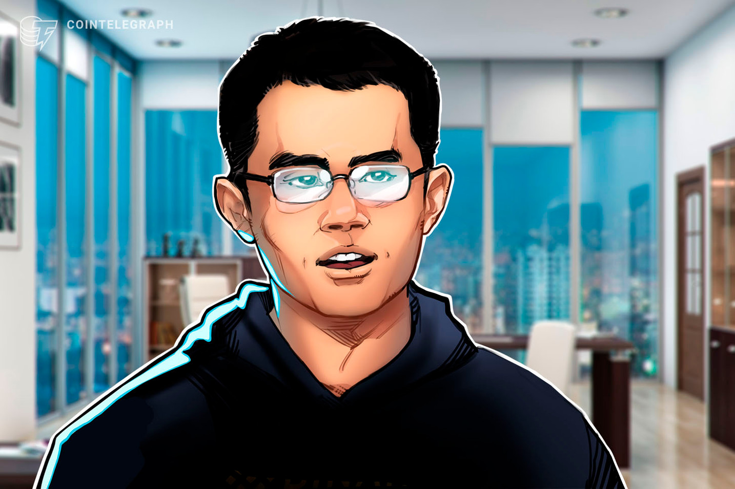 Binance CEO Addresses Concerns Live After $40 Mln BTC Hack, Rejects Blockchain Reorg Idea