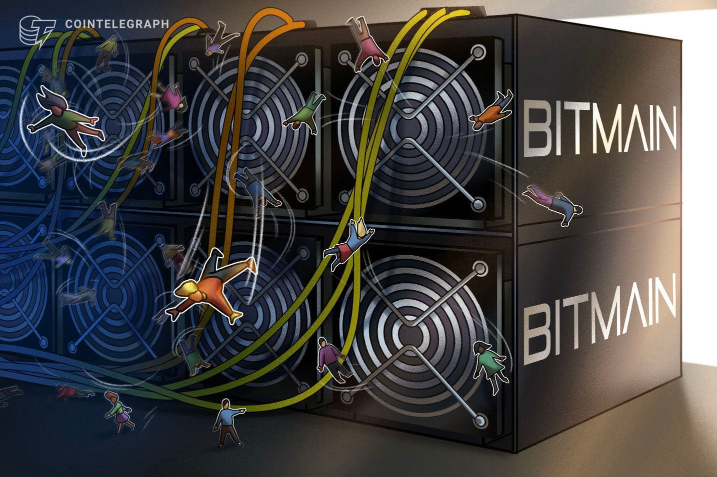 Bitmain Delays Antminer Shipments Amid Internal Conflicts