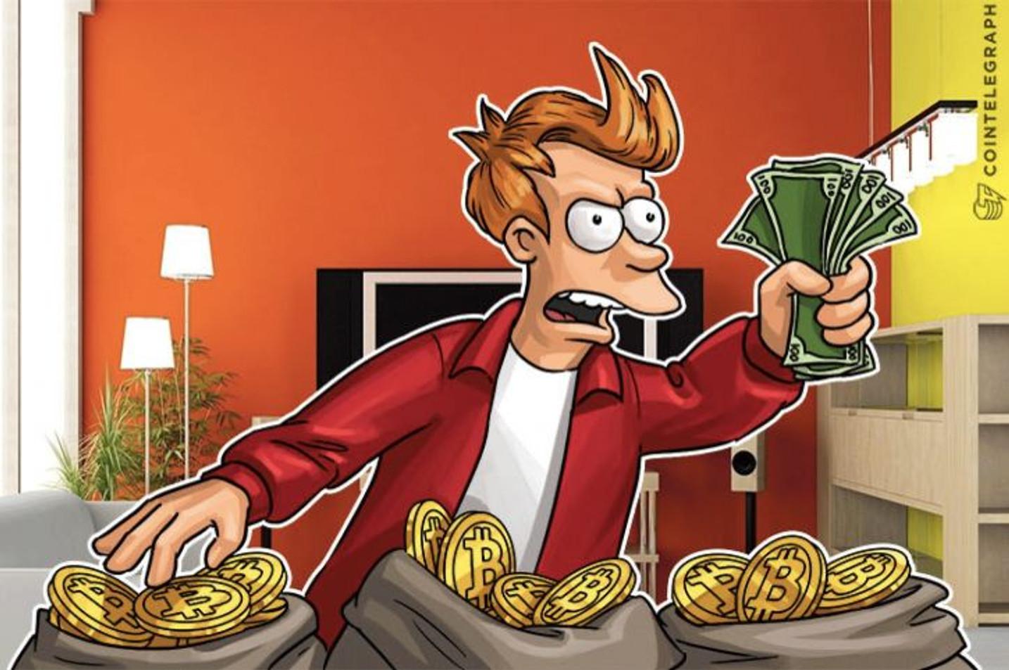Da li je kasno da se počne sa ulaganjem u bitkoin?