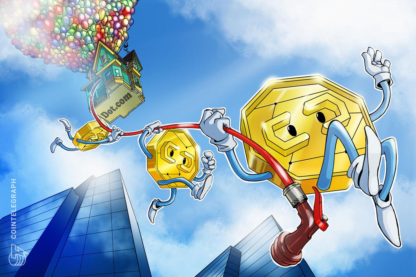 Exuberancia Irracional Revisitada: ¿Es el cripto la nueva burbuja Punto-Com?