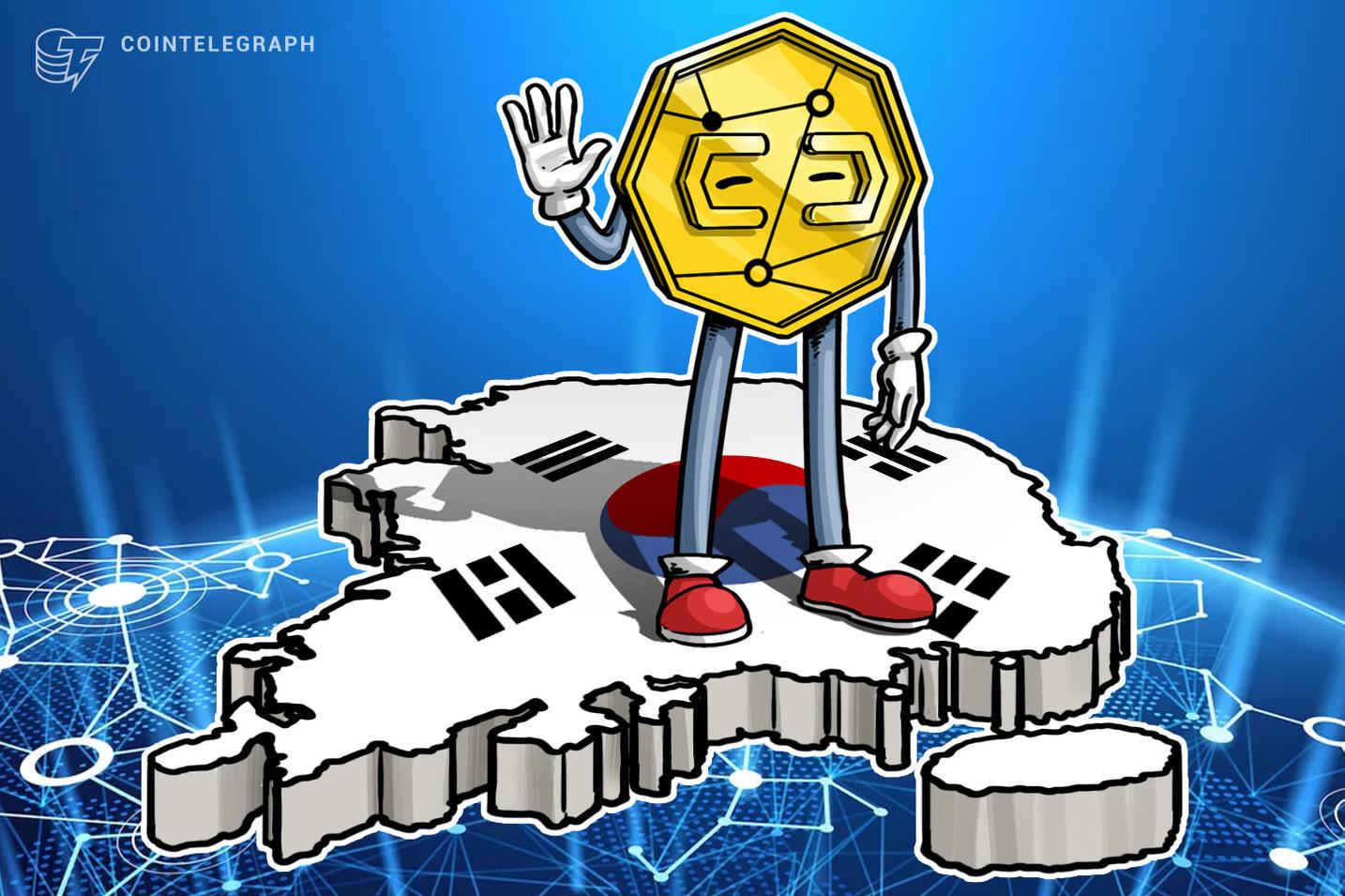 """Banco da Coreia diz que o investimento em criptos representa um risco """"insignificante"""" para o mercado financeiro local"""