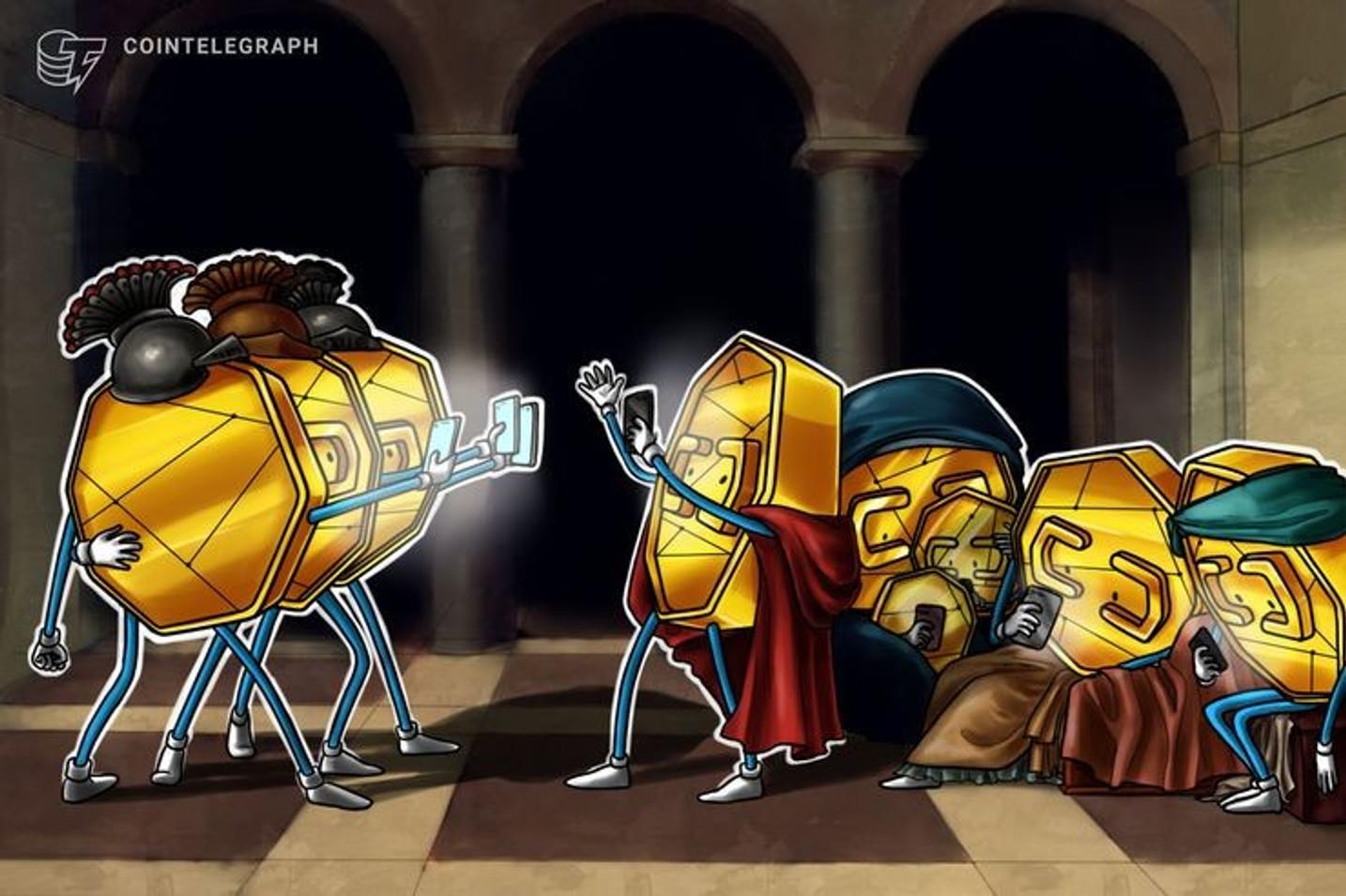 A pesar de una caída del 50% tras el máximo histórico, Bitcoin sigue siendo la moneda número 30 del mundo en capitalización de mercado