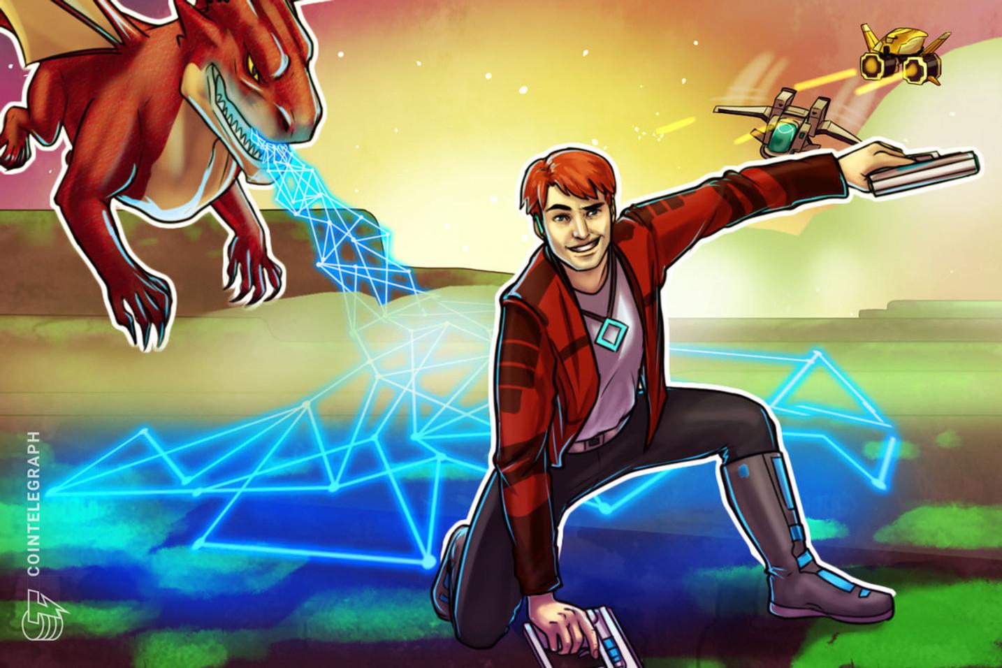 スクエニ出資のブロックチェーンゲーム「ザ・サンドボックス」、仮想現実スペース「LAND」プレセールが30分でほぼ完売