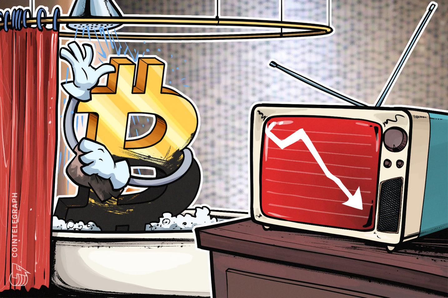 El precio de Bitcoin cae por debajo de USD 9,200 después del rechazo de la resistencia en USD 9,500