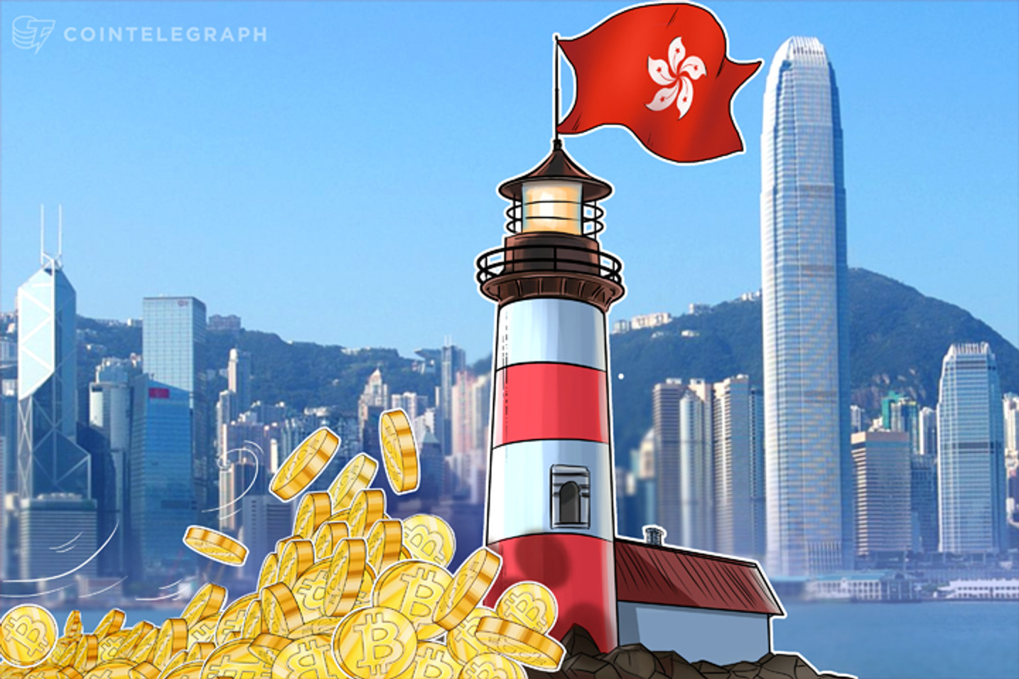 Hong Kong Gripped by Cryptomania, ICO Fever as China Bitcoin Ban Persists