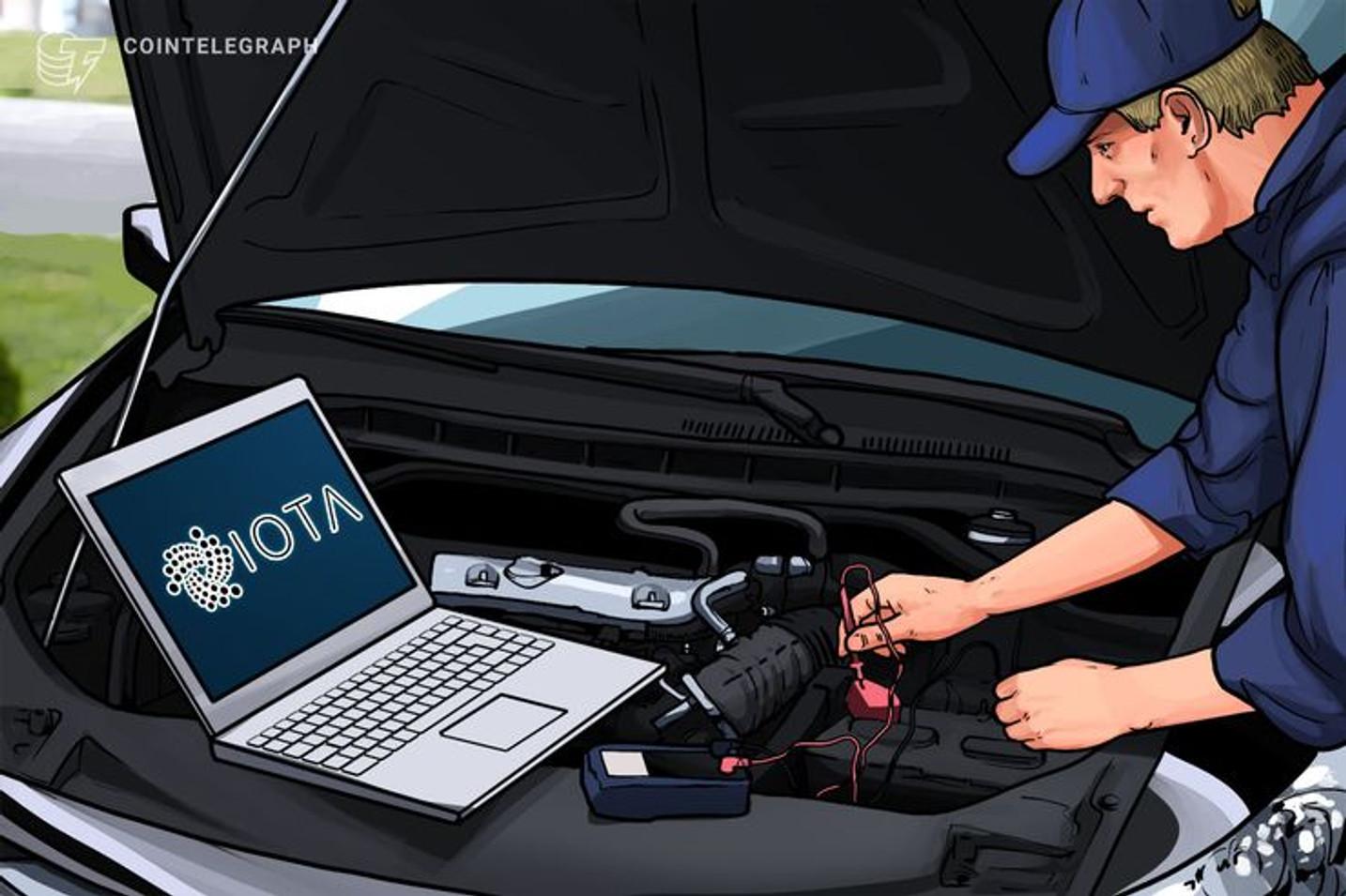 Audi und IOTA beenden erfolgreich viermonatiges Forschungsprojekt