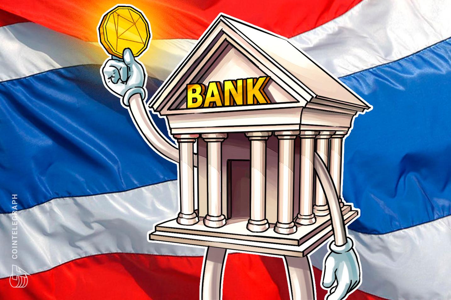 El Banco de Tailandia permite a los bancos abrir filiales para las operaciones de en cripto