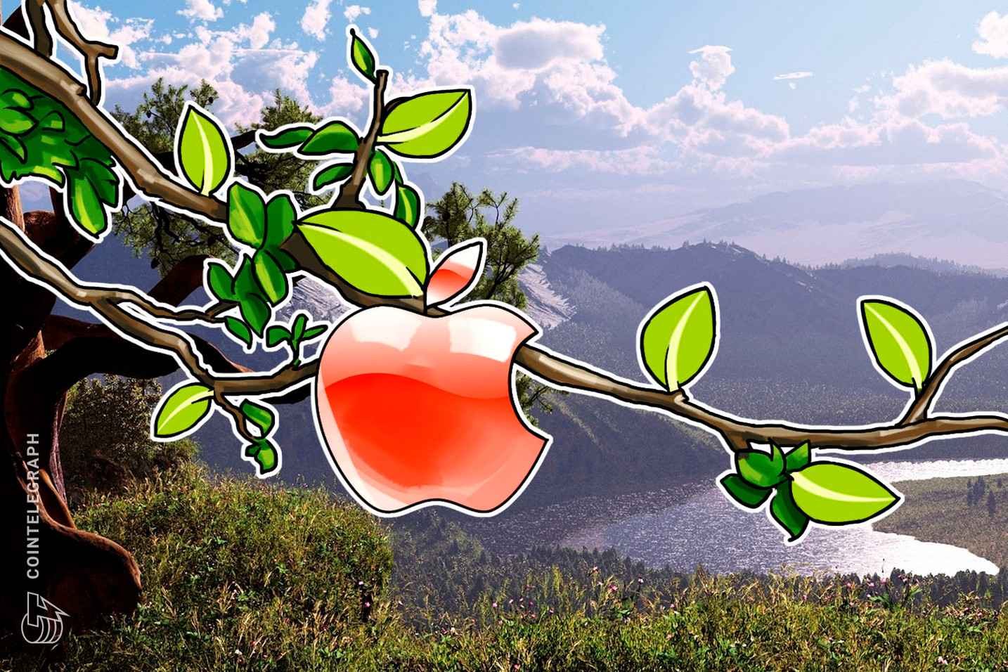 Apple Exec Says Cryptocurrency 'Interesting' — Has Long-Term Potential