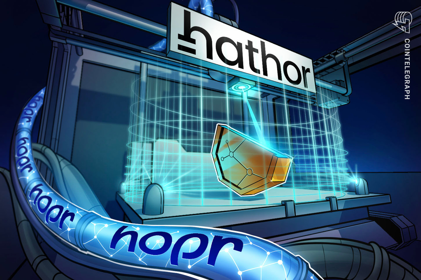 Projects team up to offer custom tokens, fast payments and privacy