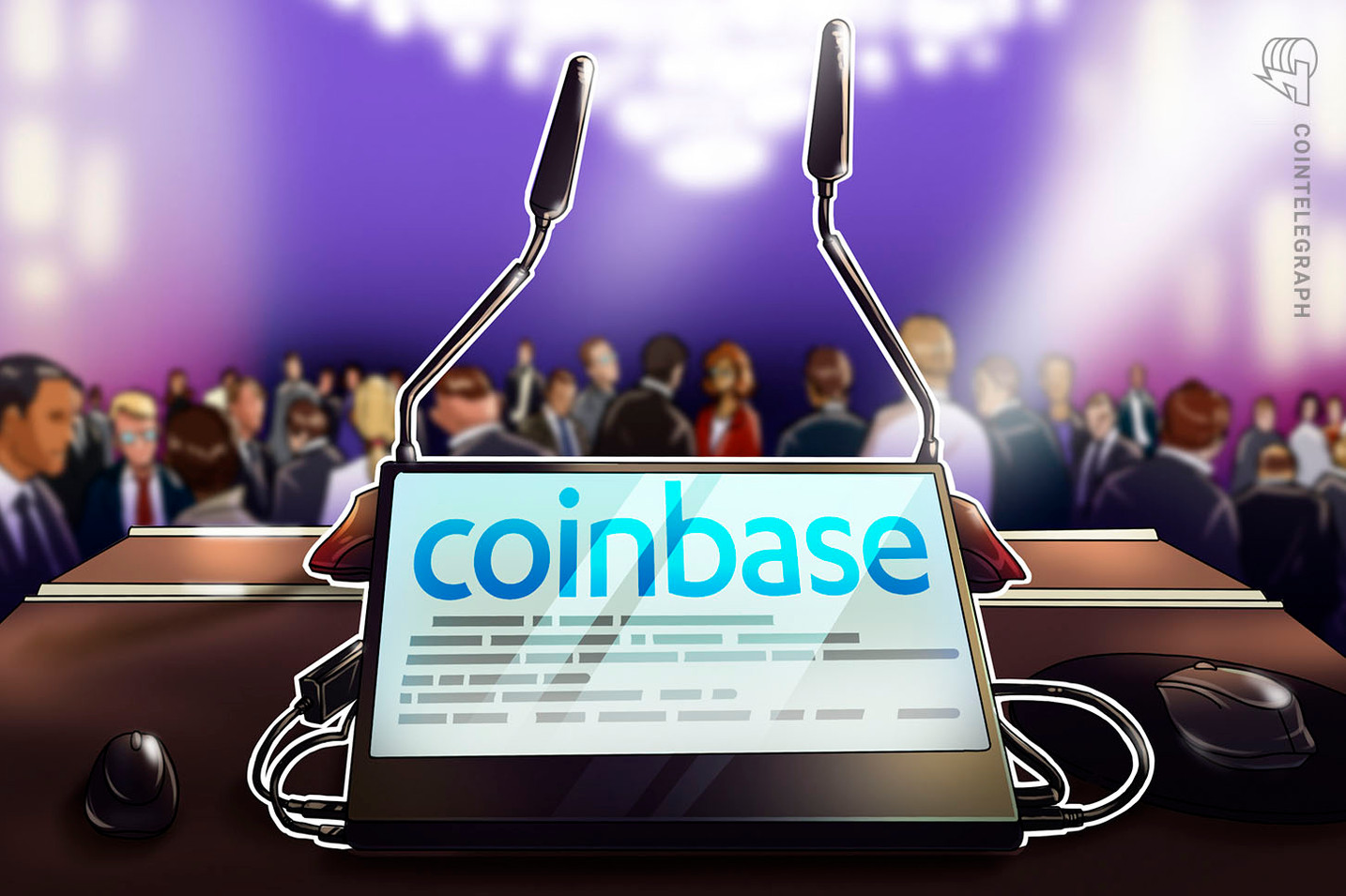 Coinbase's 'Data Plumber' Denies All Allegations