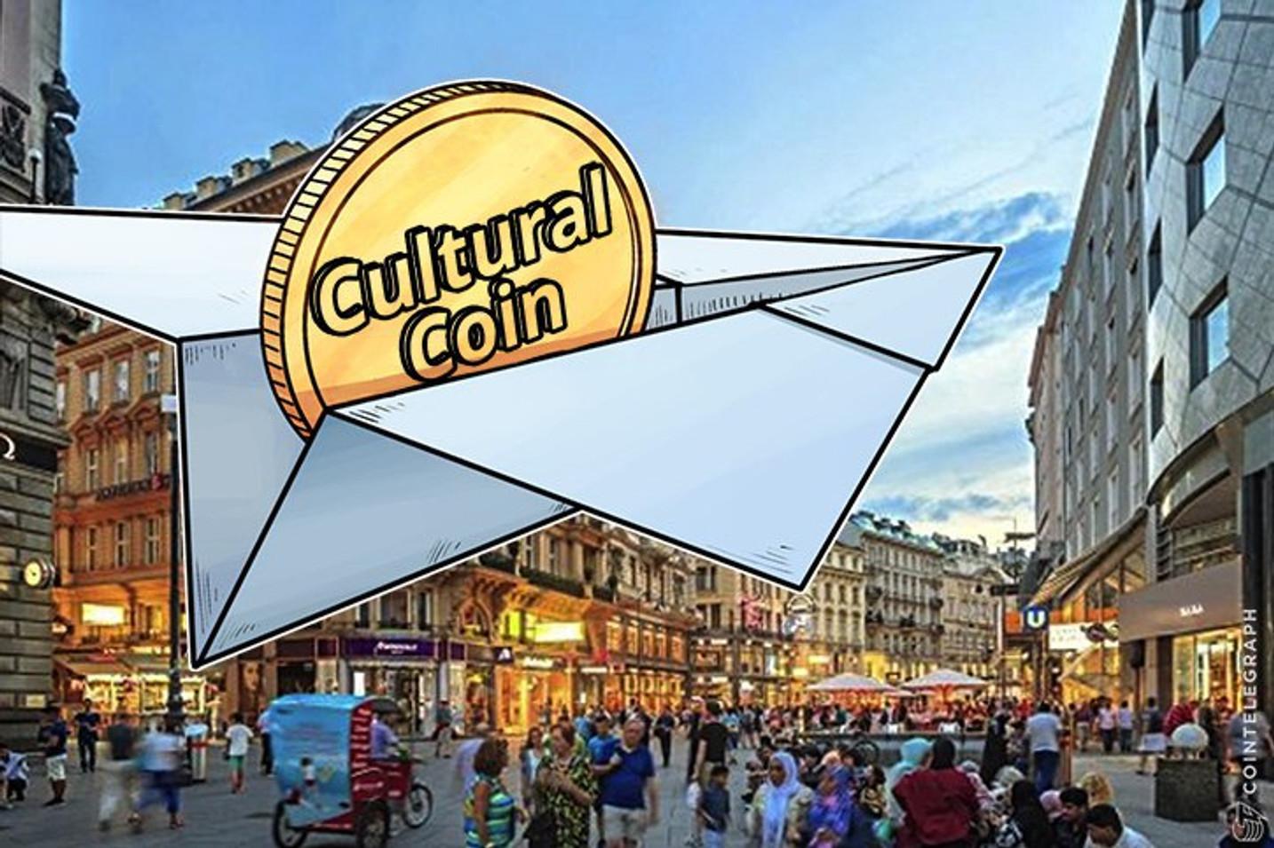Cultural Coin: Österreicher will mit Kryptowährung zur Kulturförderung 19 Millionen Euro einsammeln