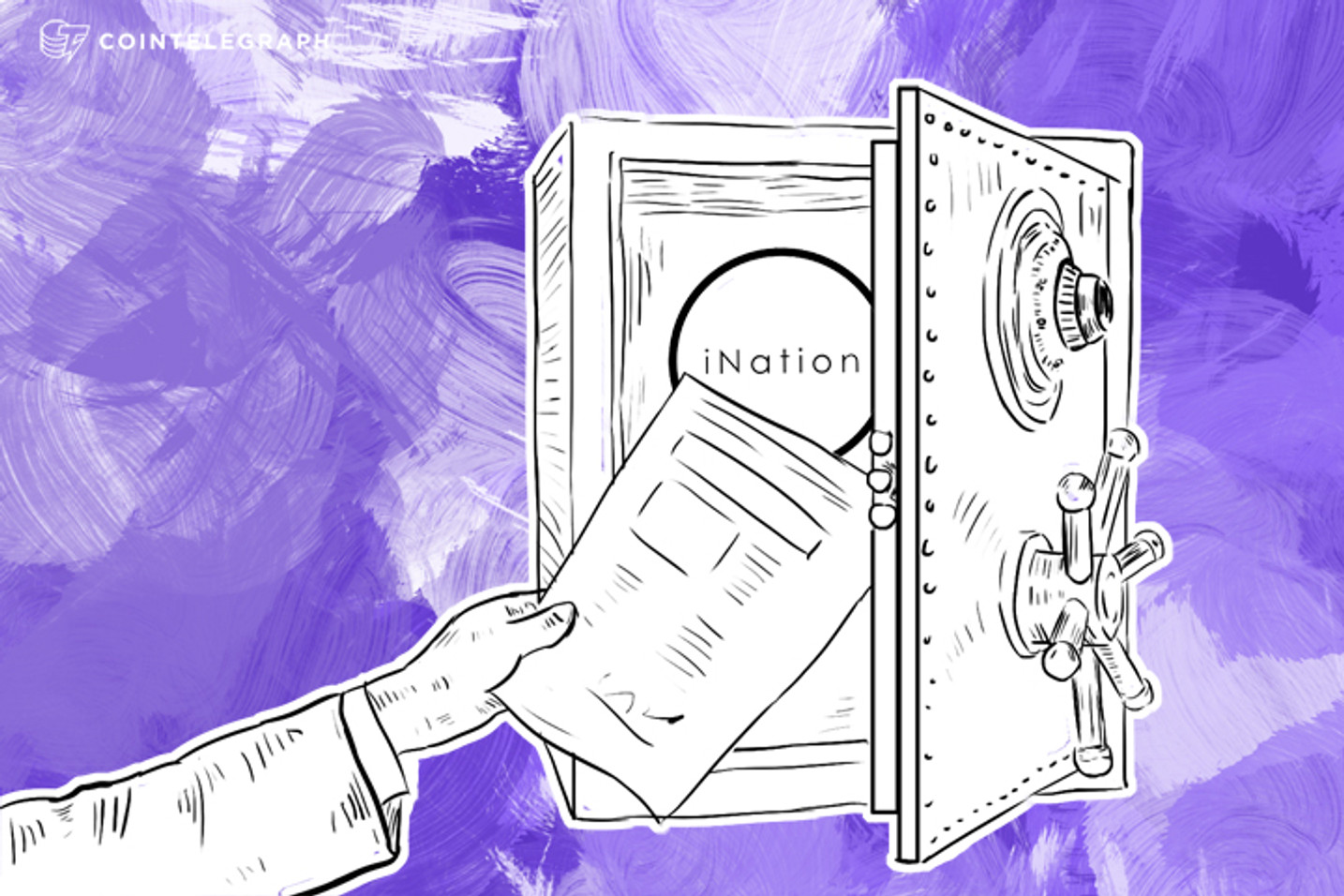 Storing Your Life on the Blockchain with iNation