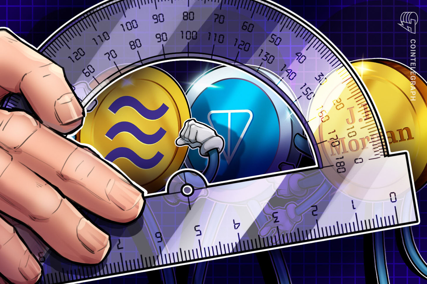 Libra, TON and JPMorgan Coin Compared: Are They Heroes or Villains?