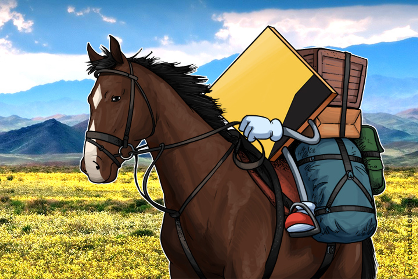Wells Fargo and Australian Bank Begin Sending Physical Products Via Blockchain