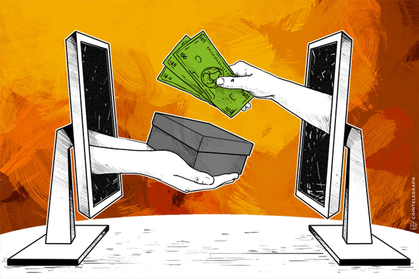 Proposal for Local Dark Market Build on Bitcoin Blockchain Circulates on Satoshi's Mailing List