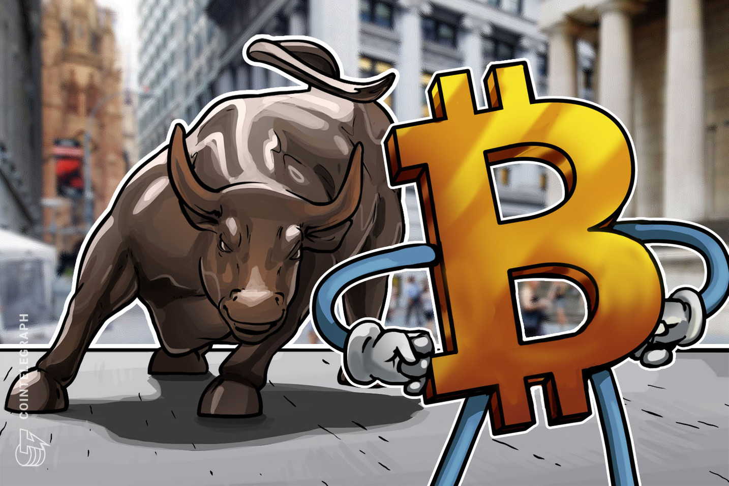 Stock Market Crash Threatens Bullish Bitcoin Consolidation Sub-$10K