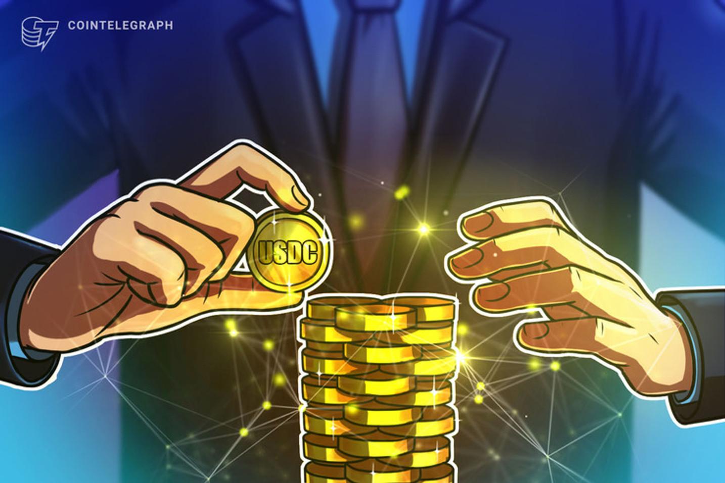 Cerca del 3% del suministro total de Ethereum están bloqueados en aplicaciones de finanzas descentralizadas (DeFi)