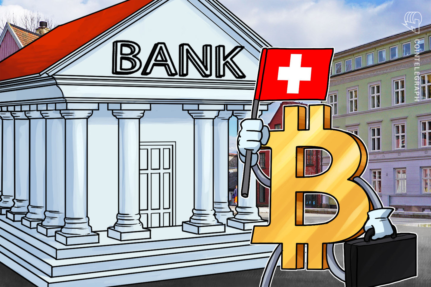 Swiss Bank Becomes First in Country to Offer Business Accounts to Crypto Companies