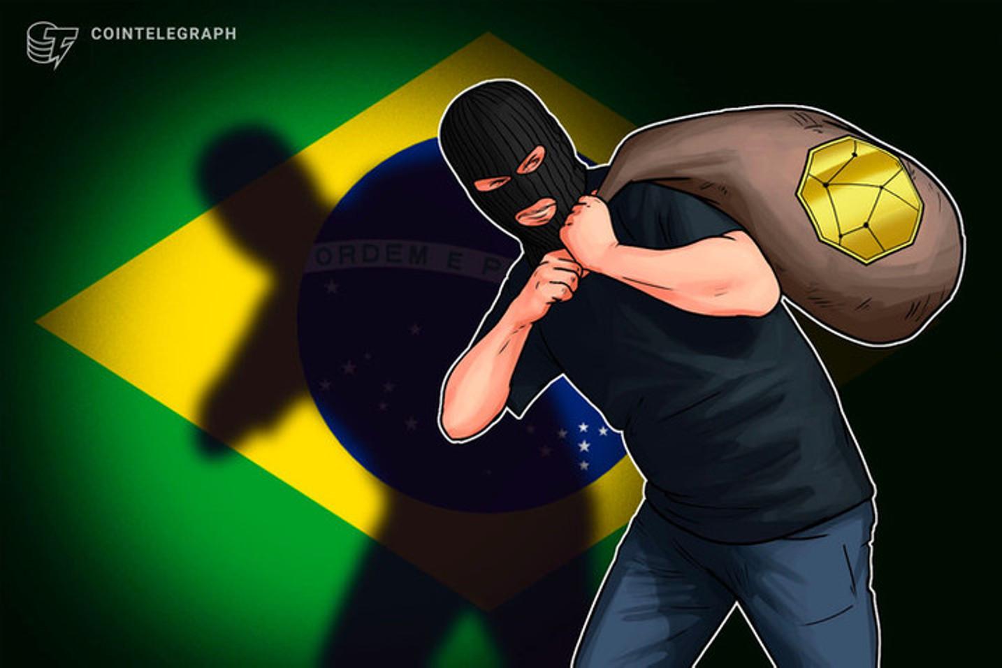 Polícia recupera mais de R$ 700 mil em BTC ligados a quadrilha de hackers que invadiam contas bancárias