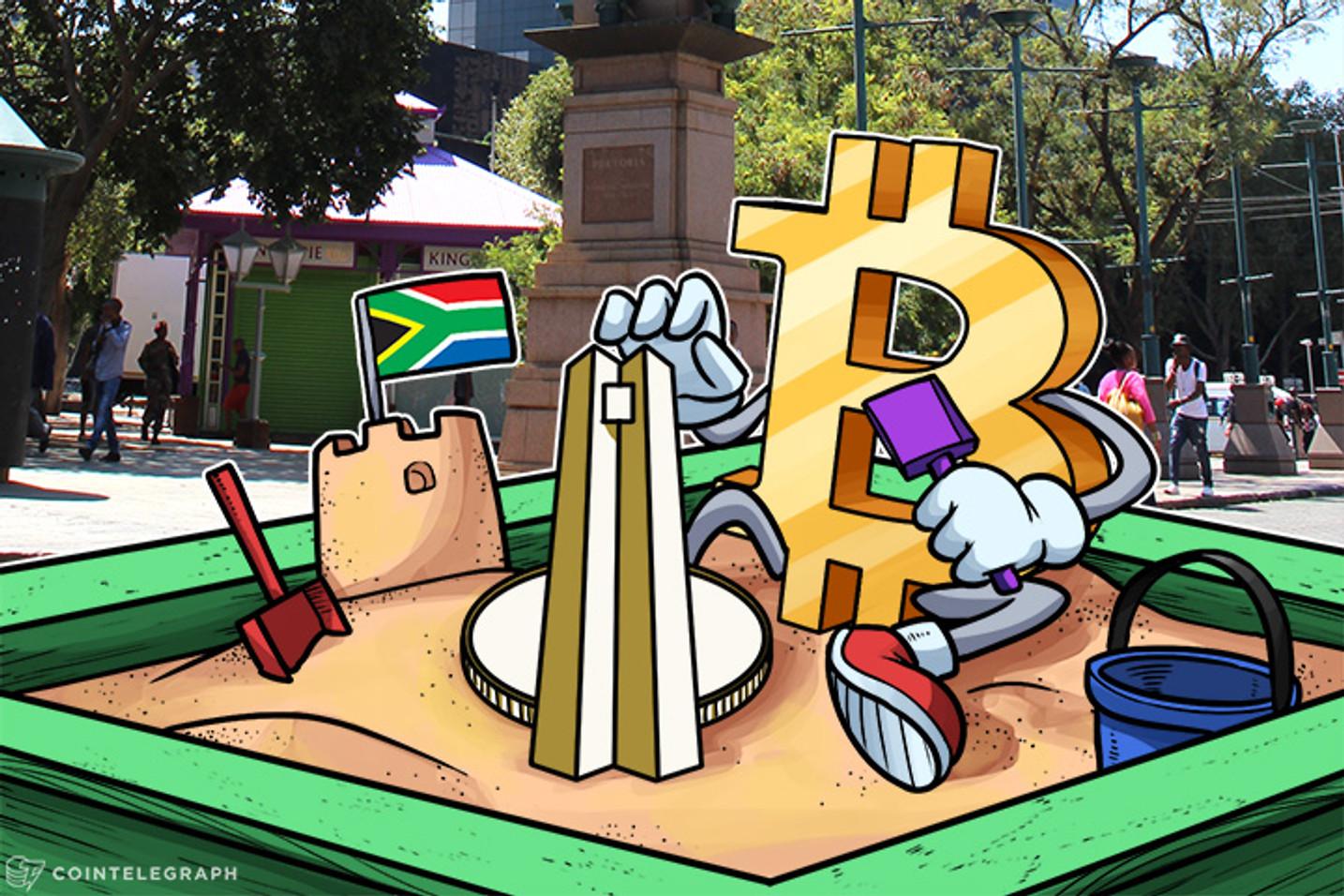 Banco Central Sul-Africano Começará um Experimento de Regulação Bitcoin
