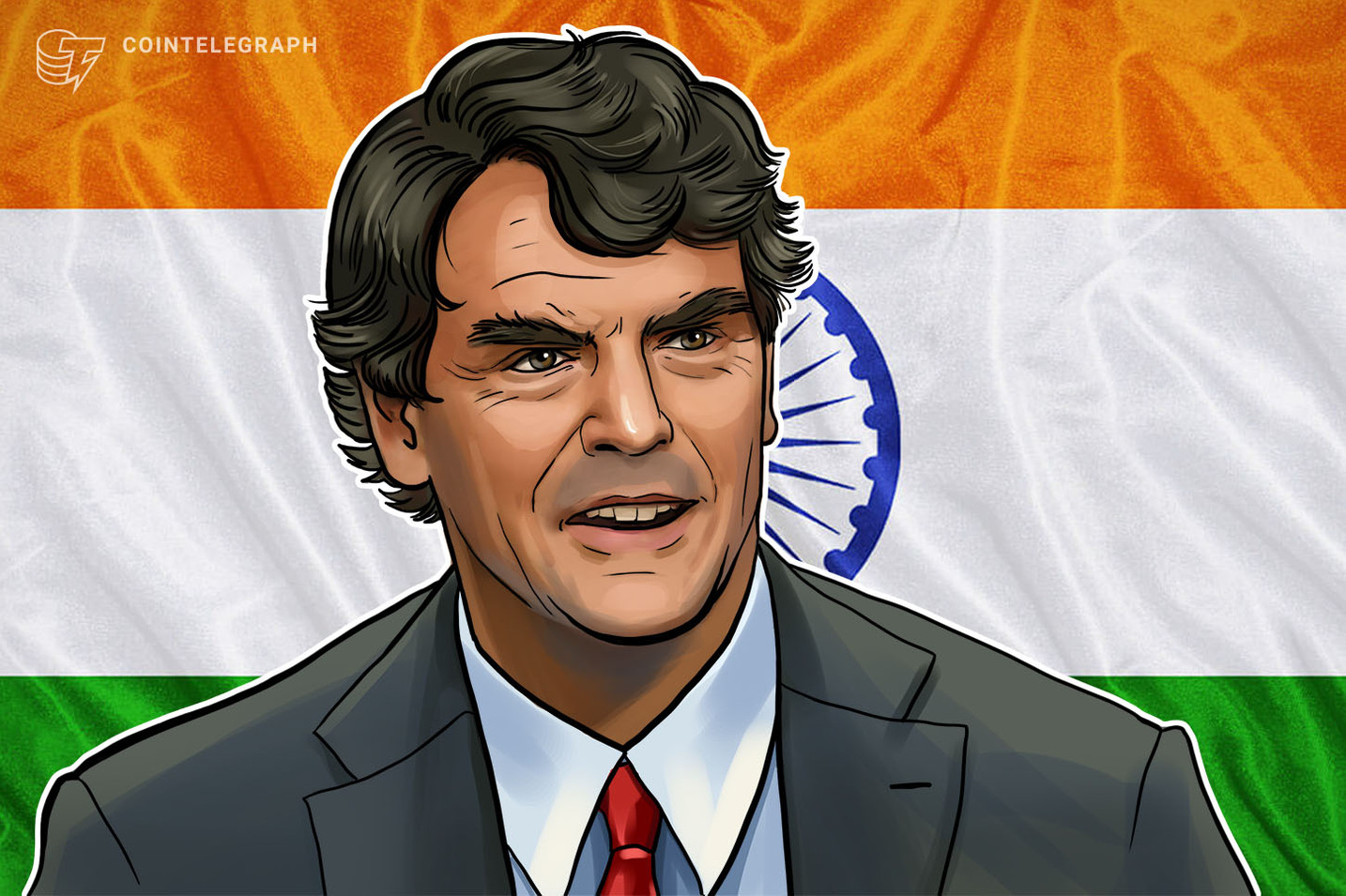 'Pathetic and Corrupt' —  Tim Draper Slams Proposed Bitcoin Ban in India
