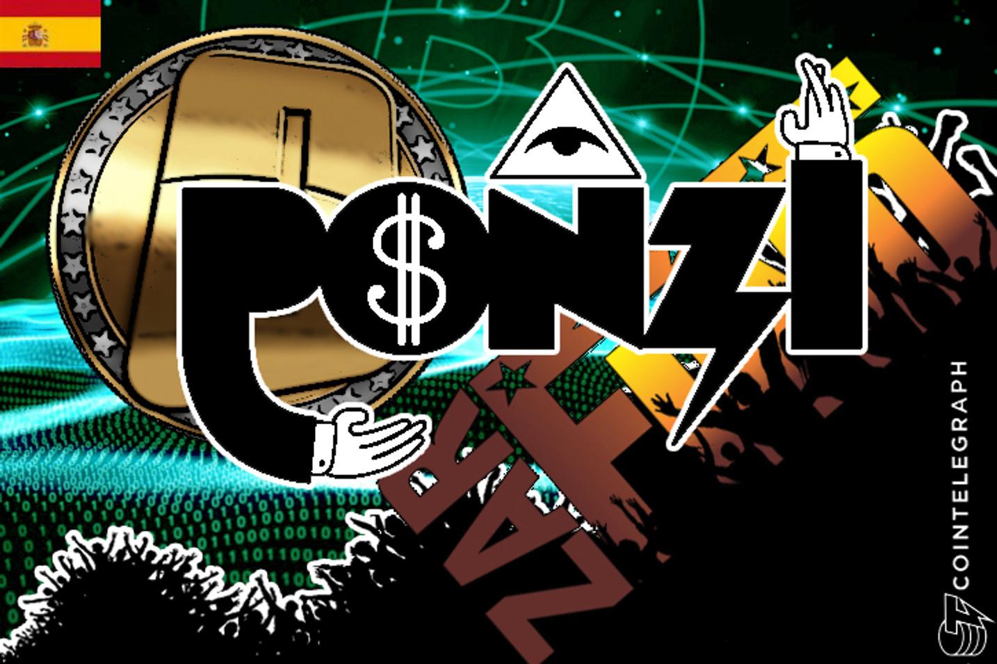 Entre Ponzis y pirámides: Cómo evitar ser timado con Bitcoin