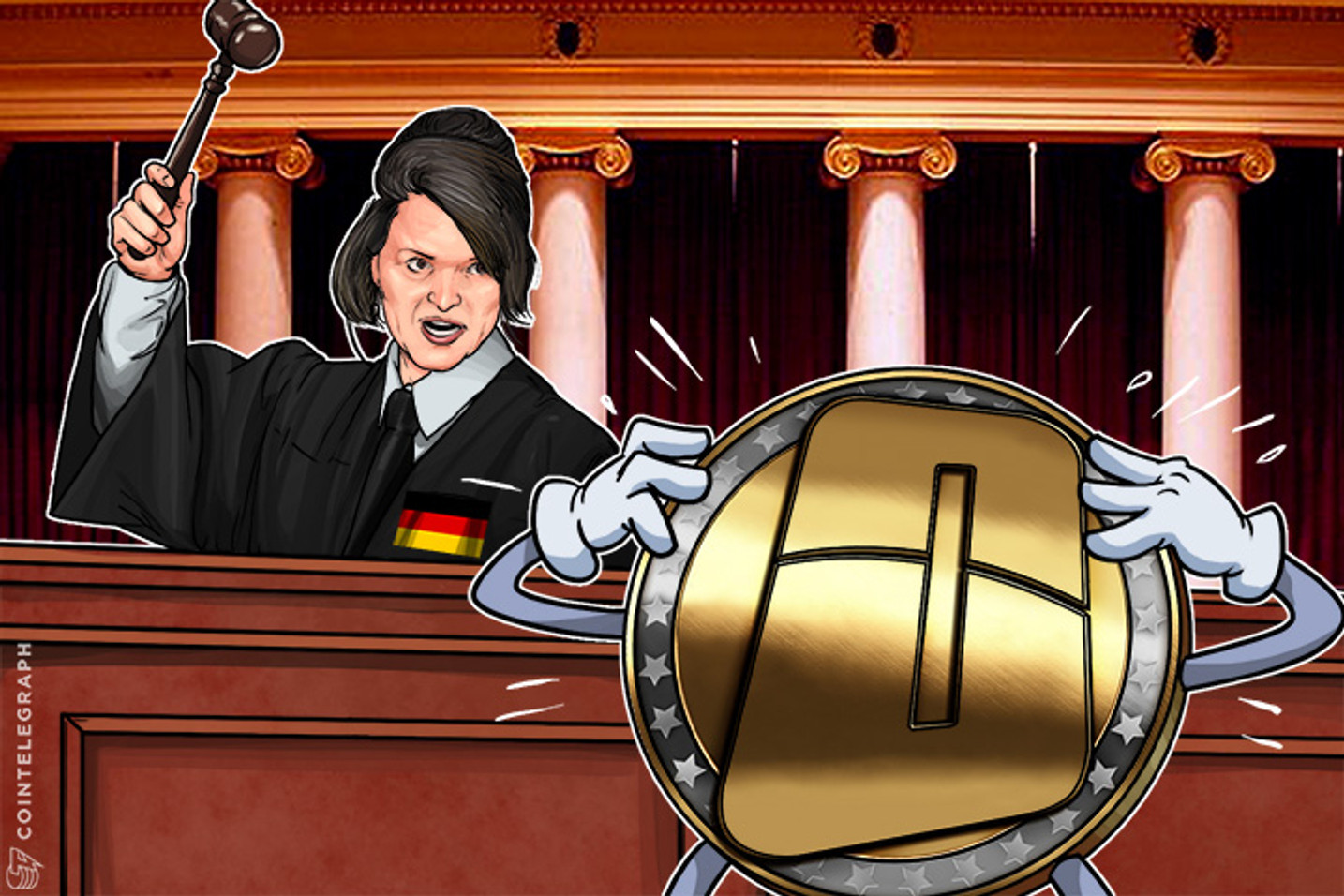 OneCoin Partner Banned in Germany, Threatened With €1.5 Mln Fine