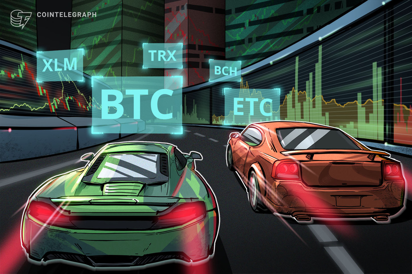 Top 5 Cryptocurrencies to Watch This Week: BTC, ETC, TRX, BCH, XLM
