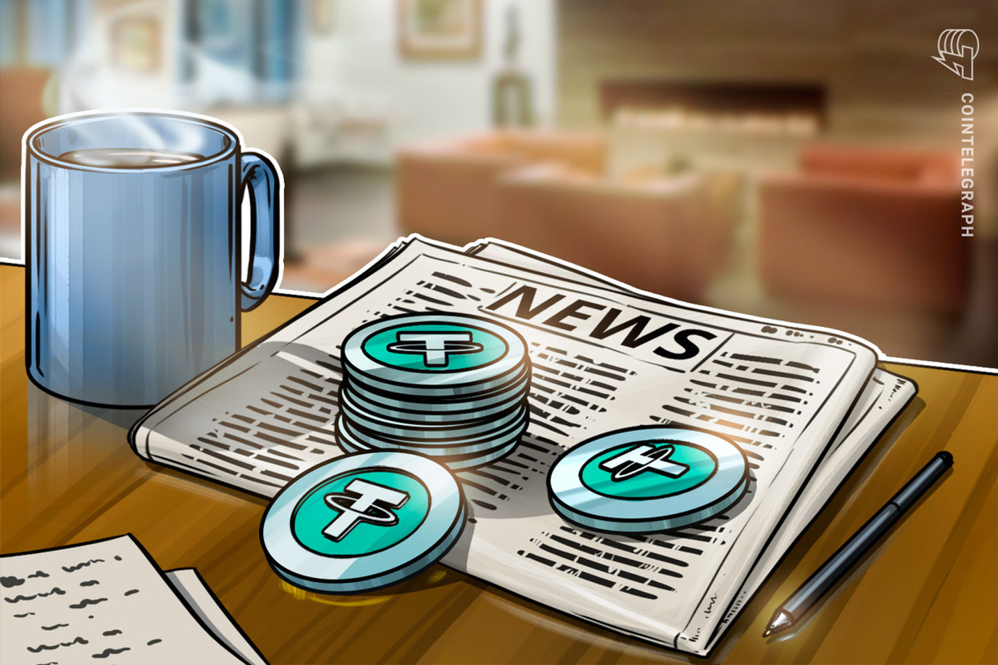 160 Million USDT Tokens Minted During Bitcoin's Rise to $9K