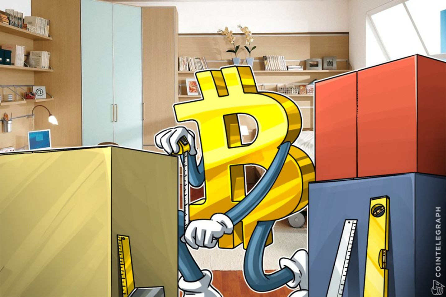 Bitcoin Outputs Stop Growing After 2 Years As Network Relaxes