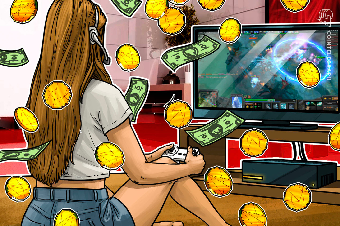US SEC Approves and Says 8th Grader's 'Quarters' Tokens Aren't a Security