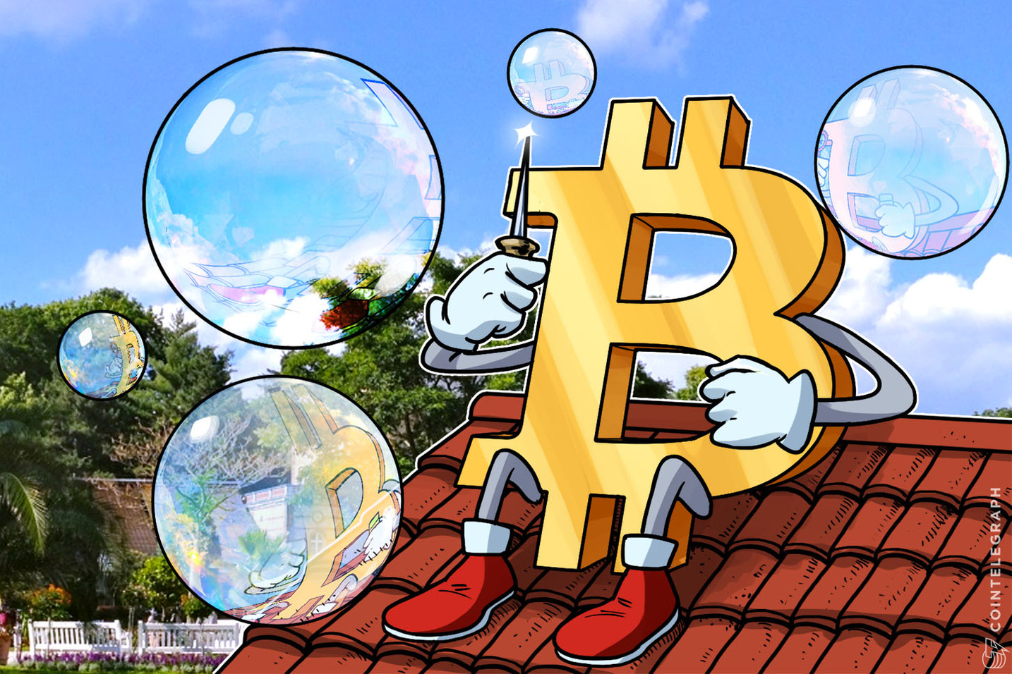 Bitcoin Foundation's Jon Matonis: Bitcoin 'Is Pin To Pop' World Finance Bubble