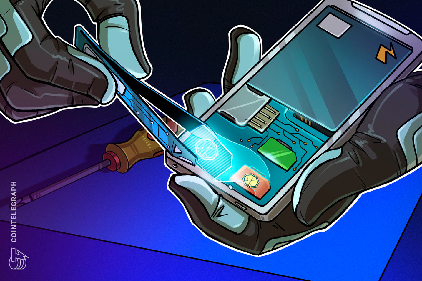 Crypto Thief Indicted in New York's First SIM Swapping Prosecution