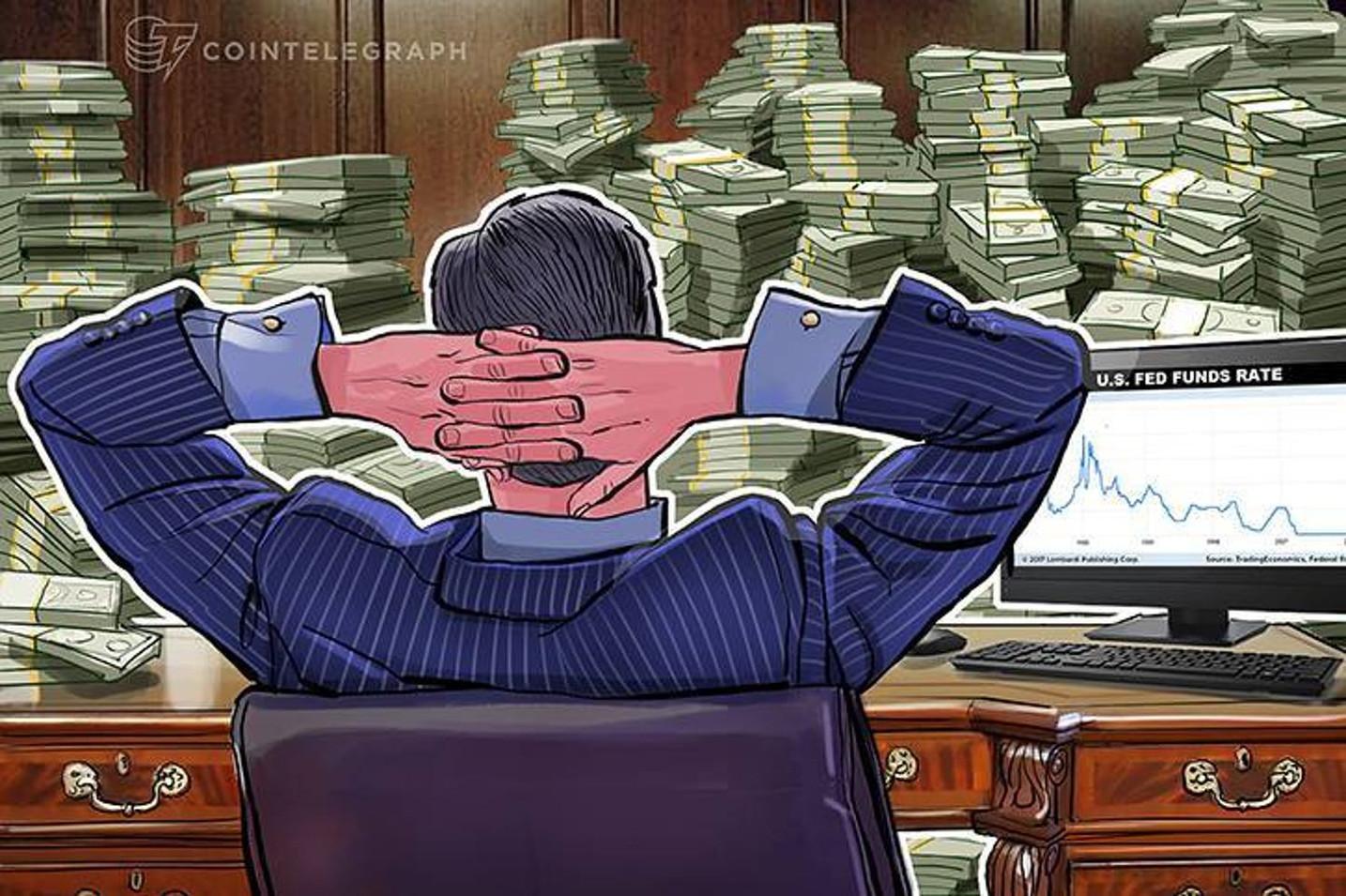FRBパウエル議長 「仮想通貨は投資家にとって深刻なリスク」