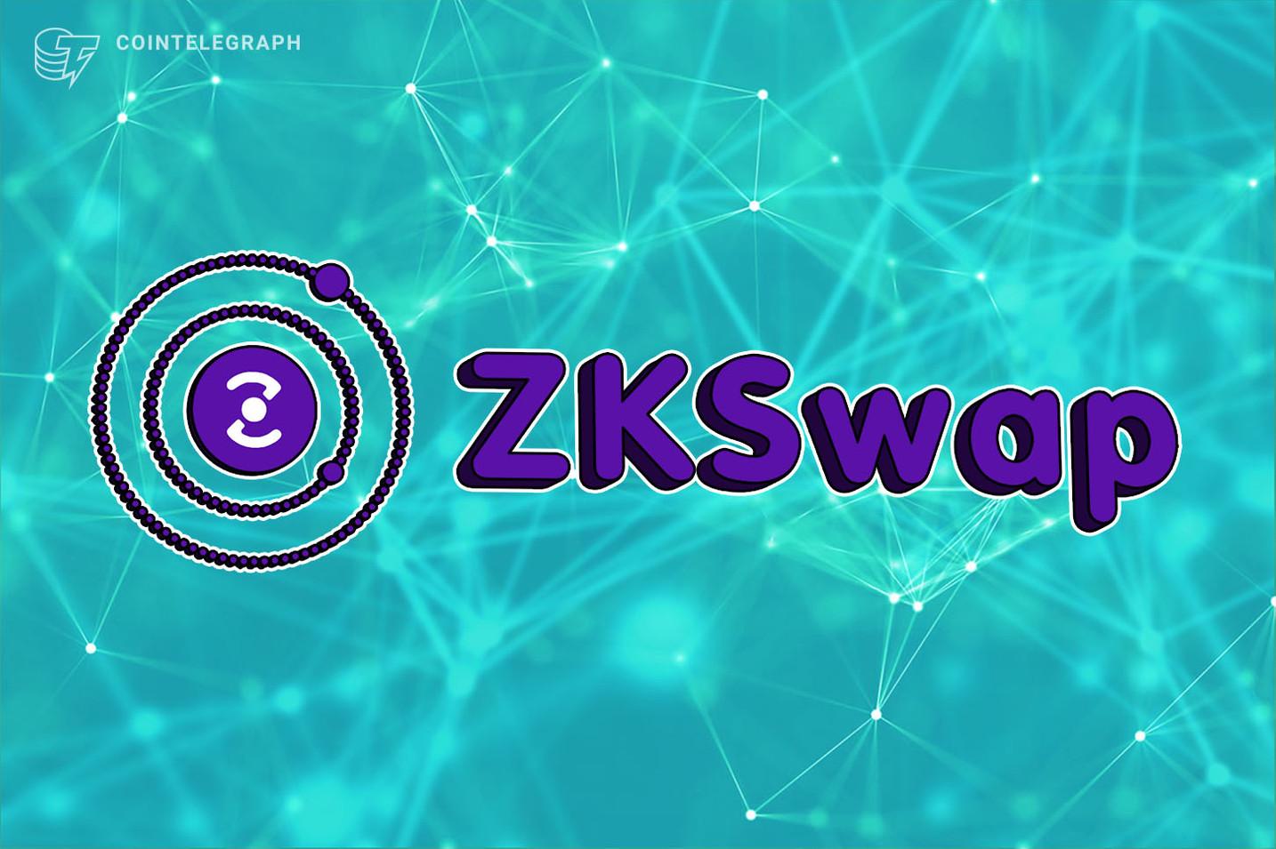 ZKSwap announces the launch of v2 mainnet, enabling unlimited token listing