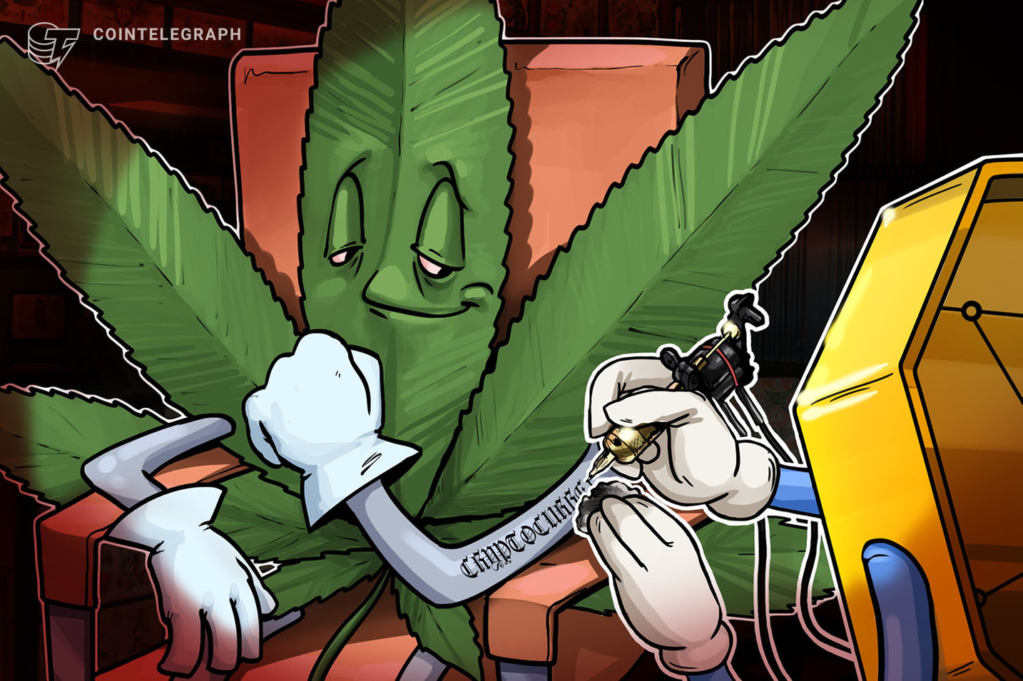 Cannabis and Crypto: Equal Beneficiaries in the Fight to Hit the Mainstream