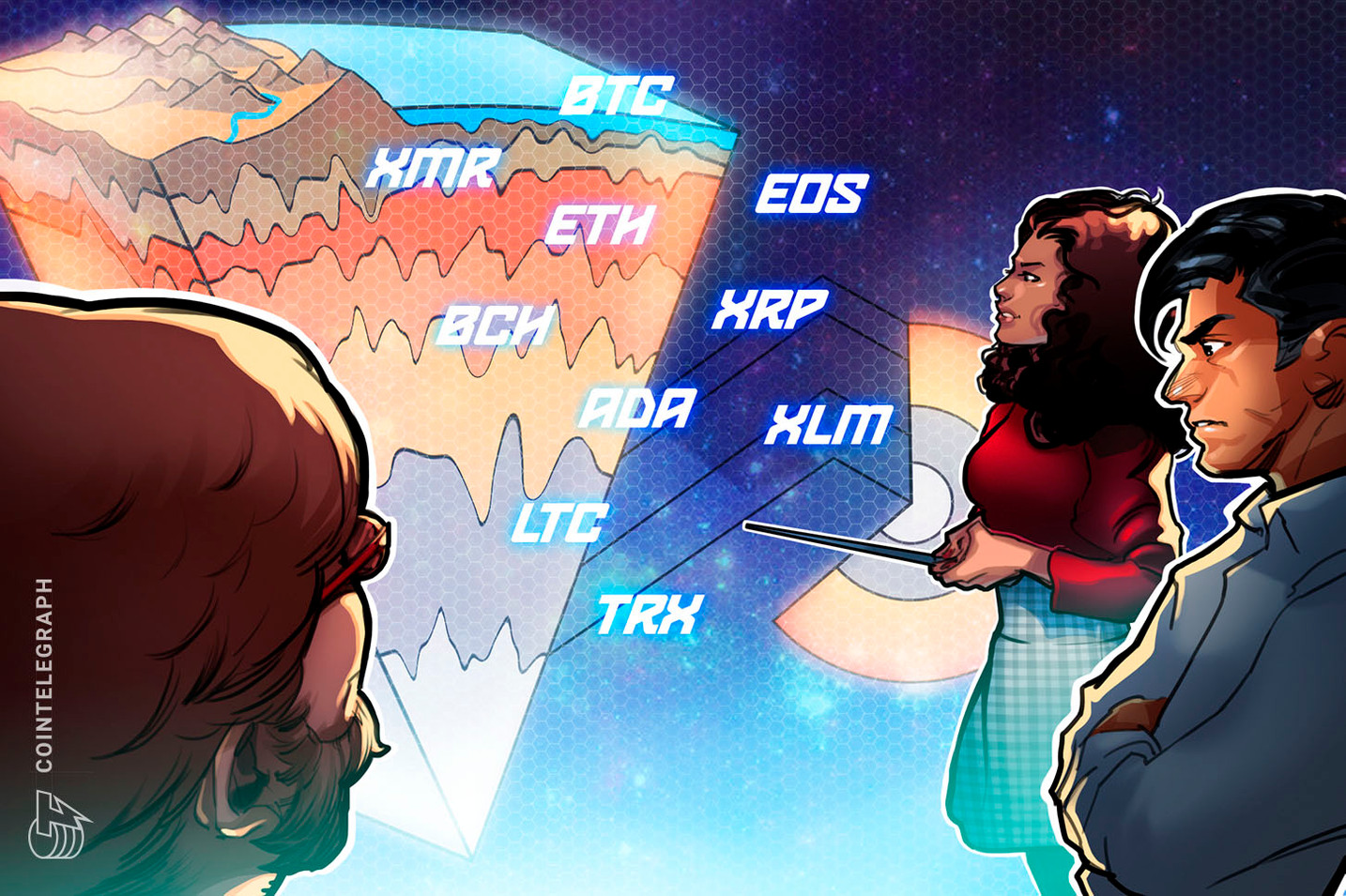 Bitcoin, Ethereum, Ripple, Bitcoin Cash, EOS, Stellar, Litecoin, Cardano, Monero, TRON: Price Analysis, October 22