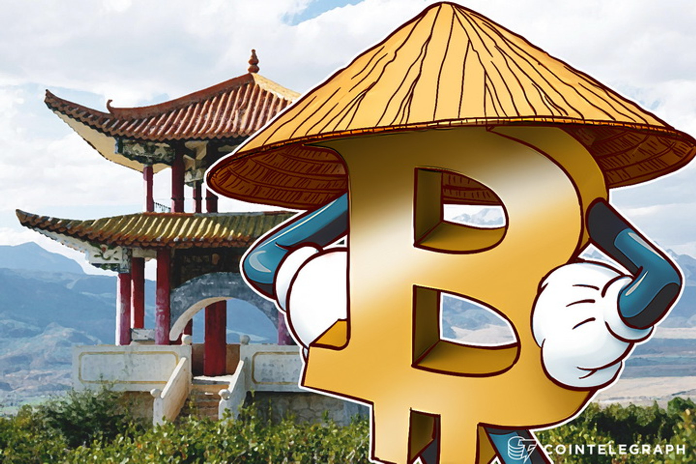 Once Libertarian Dream, Bitcoin Is Now Chinese Currency