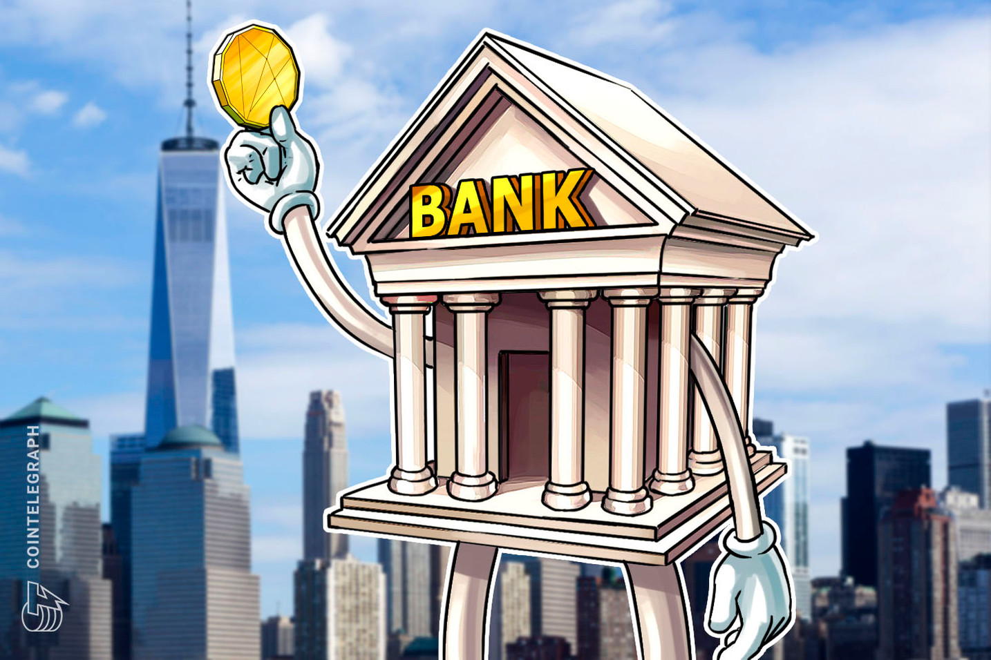 New York Financial Regulators Approve Blockchain Payments System