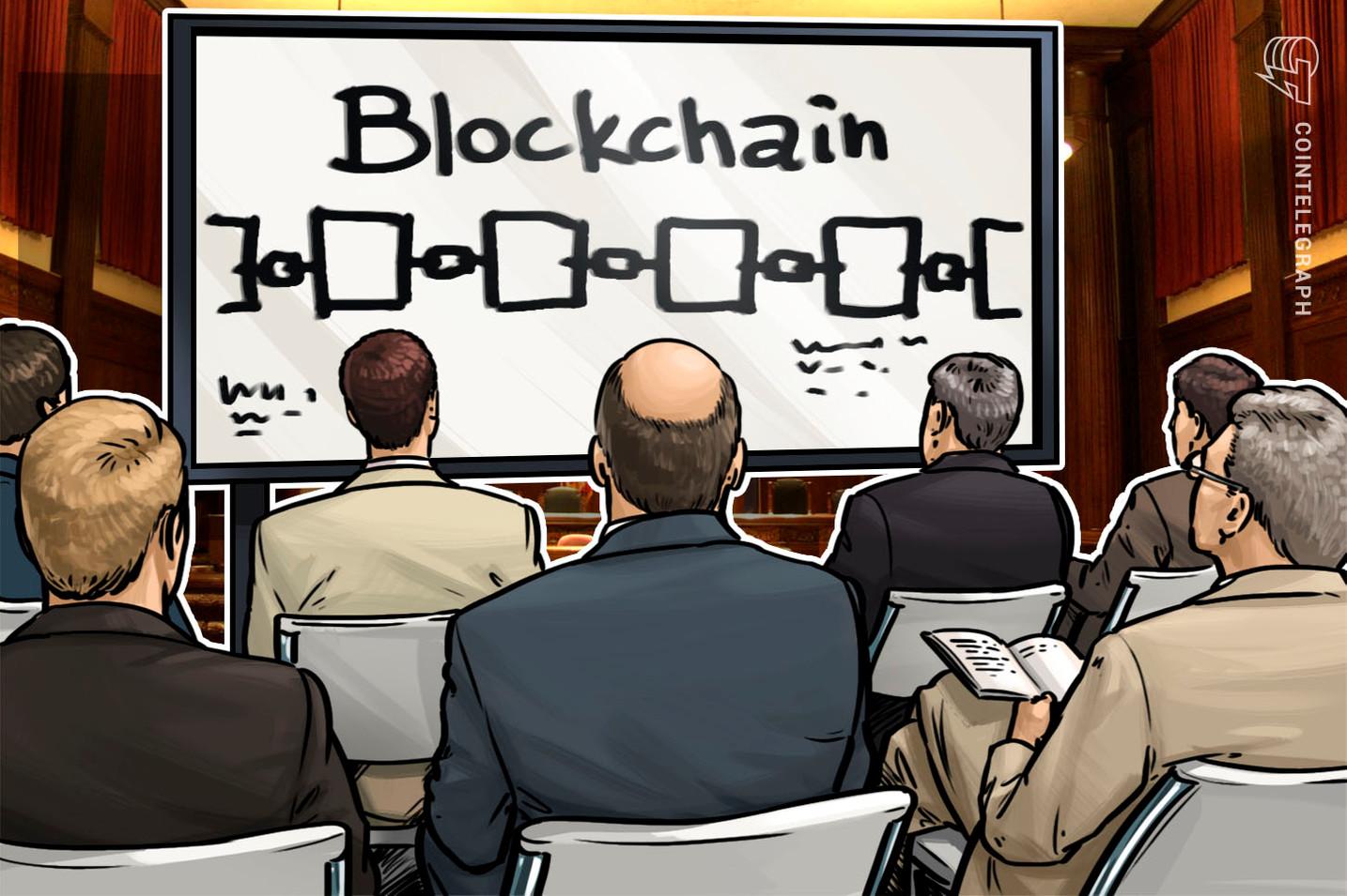 """Blockchain """"está mudando o mundo"""", diz congressista norte-americano durante audiência da Cadeia de Suprimentos"""
