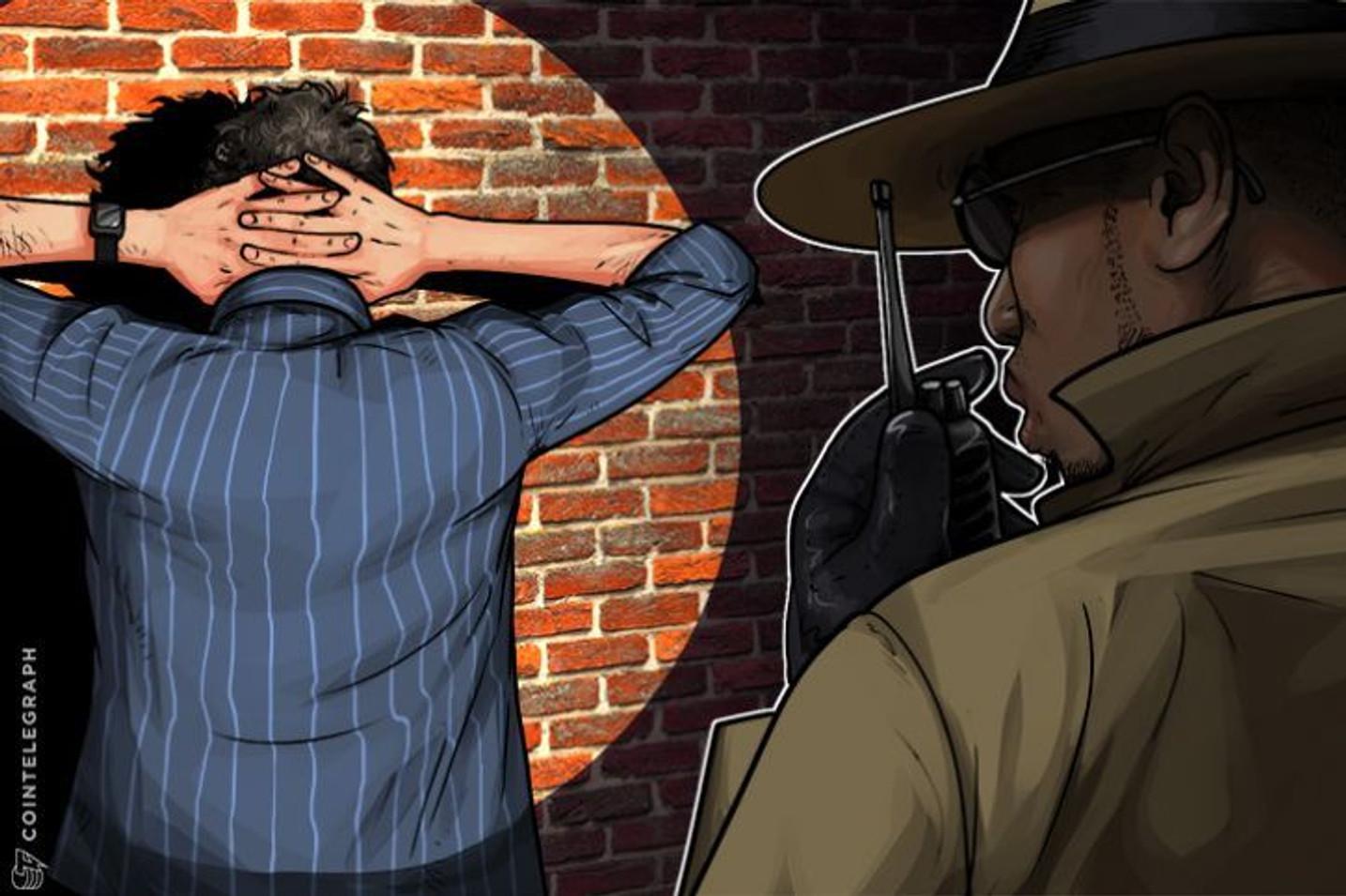 Fork Wars: Equipe da SWAT invade a casa de Lopp da BitGo em suspeita de trolagem Bitcoin
